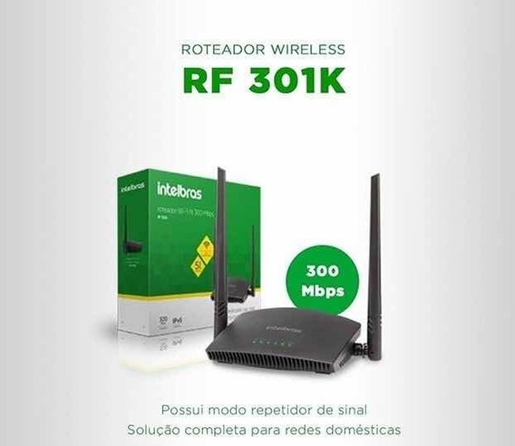 Roteador Wi-fi N 300 Mbps