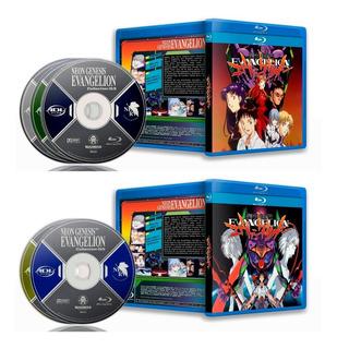 Evangelion Serie Completa - Bluray - Edición Especial