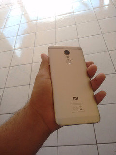 Redmi 5 Plus 64/4gb Ram Display Queimado - Funcionando Todo