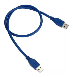 Cable Usb 3.0 Macho A Macho 60 Centimetros