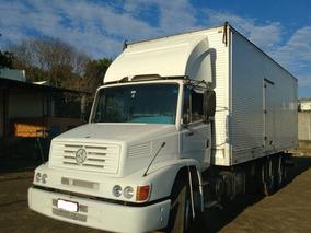 Mercedes-benz Mb 1620 Truck Baú