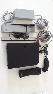 Consola Nintendo Wii Usada / Wiimote + Nunchuk