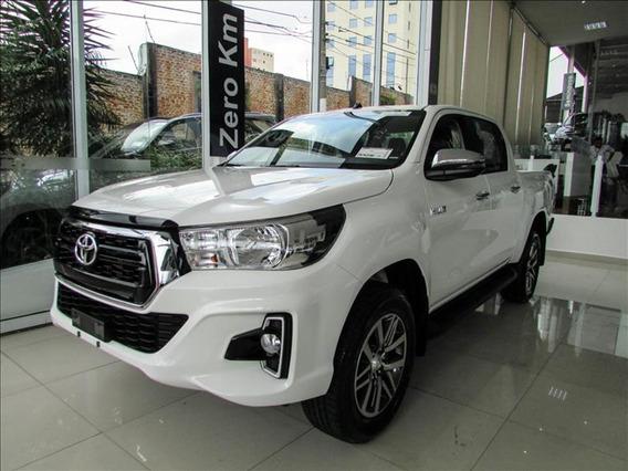 Toyota Hilux Cd 2.8 20v Srv 4x4 2.8 Tdi Diesel Aut.