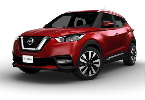 Nissan Kicks Exclusive 1.6 Cvt