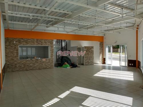 Salão Para Aluguel, 6 Vagas, Capela - Vinhedo/sp - 7566