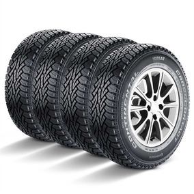 Kit 4 Pneus 205/60r15 Continental Crosscontact At 91h