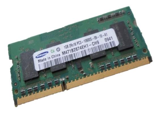 Memória Ddr3 1gb 10600s Samsung Notebook