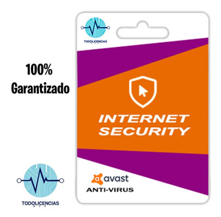 Avast Antivirus 1pc 1 Año