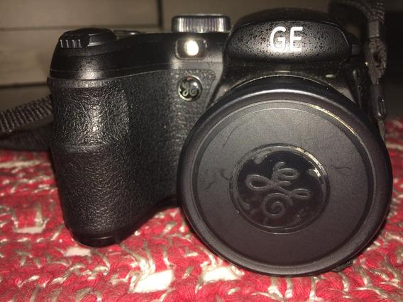 Câmera Digital Ge X 500 16 Mp Lcd 2.7 Zoom 15