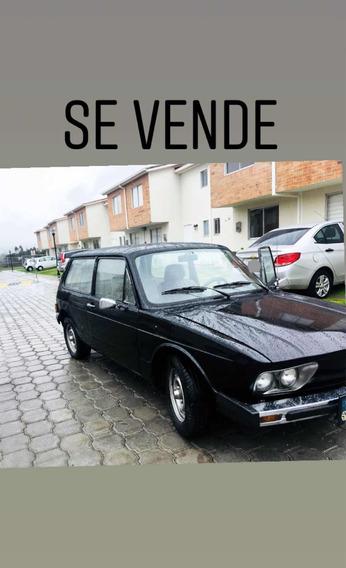 Volkwagen Brasilia Sedan