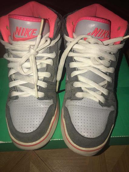 Botines Botas Nike Jordan Ruckus Mid 100% Originales
