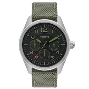 Relógio Orient Mbsnm002 Masculino Original Frete Grátis