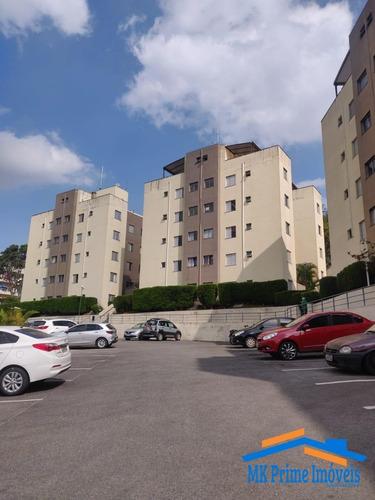 Apartamento Em Cotia 2 Dormitórios Com Armários Planejados ! - 1578