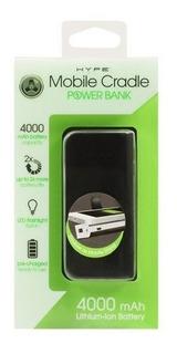 Hype Cuna Usb 4000 Mah Power Bank Con Linterna