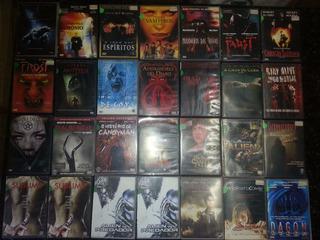 Filmes De Terror $ 9,90 Dvd Originais Lista No Anuncio
