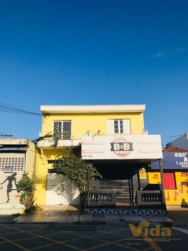 Casa Comercial A Venda Em Pestana  -  Osasco - 43172