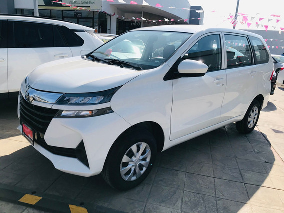 Toyota Avanza 2020 1.5 Le At
