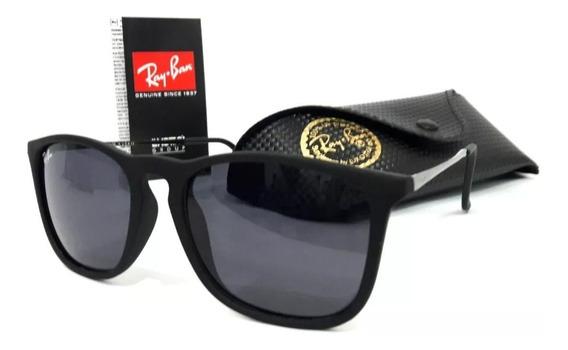 Oculos De Sol Feminino Ray Ban 1 Chris + 1 Justin
