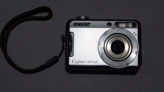 Câmera Digital Sony Cyber-shot Dsc-s650