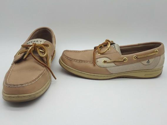 Sperry Top Sider Songfish Basic Zapatos De Barco Talla 26 Mx