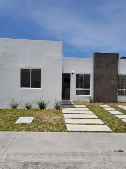 Excelentes Casas En Venta En Matilde, Pachuca Hidalgo