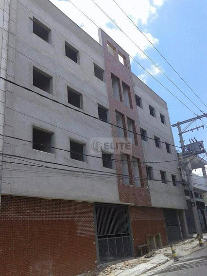 Apartamento Residencial À Venda, Nova Gerty, São Caetano Do Sul. - Ap1307