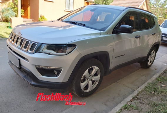 Jeep Compass All New Compass Sport 2.4 2018