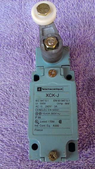 Chave Fim De Curso/limit Switch - Made In France