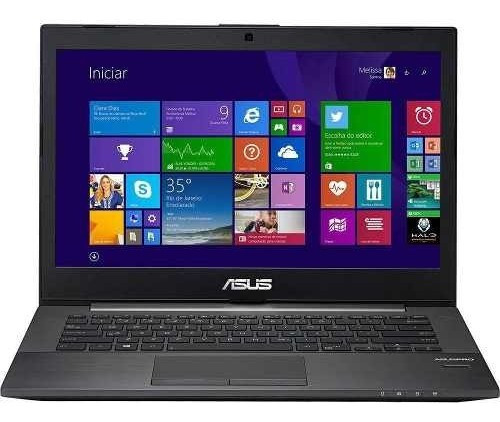 Notebook Asus Pu401la-wo074p - Intel Core I5-4200u - Ram