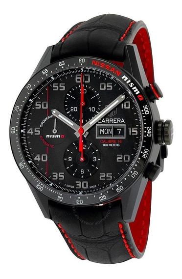 Reloj Tag Heuer Calibre 16 Nissan Nismo