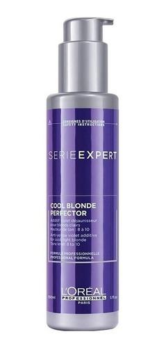 Imagen 1 de 1 de Cool Blonde Perfector 150 Ml Serie Expert L´oréal Pro
