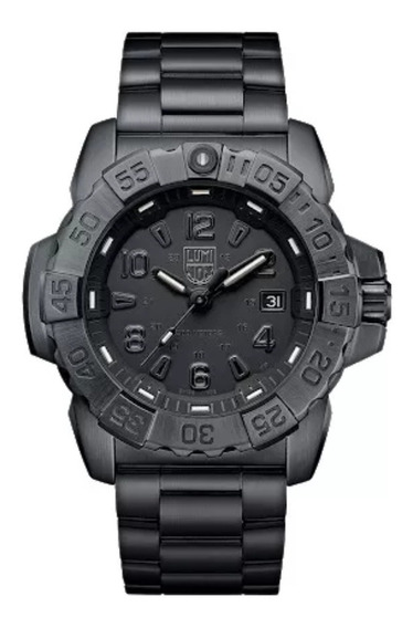 Luminox Navy Seal Blackout Diver