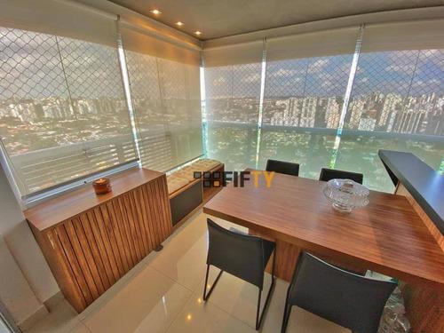 Apartamento À Venda, 42 M² Por R$ 795.000,00 - Brooklin - São Paulo/sp - Ap41831