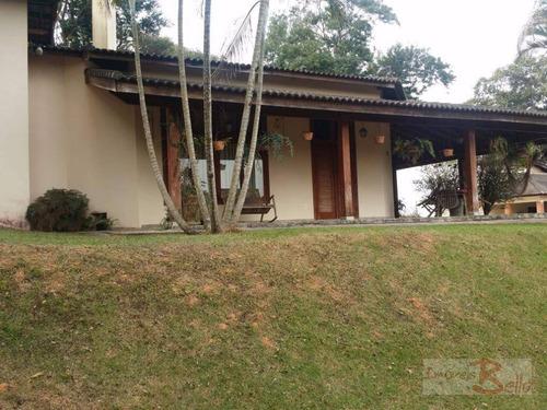 Chácara Residencial À Venda, Condomínio Itaembu, Itatiba - Ch0205. - Ch0205