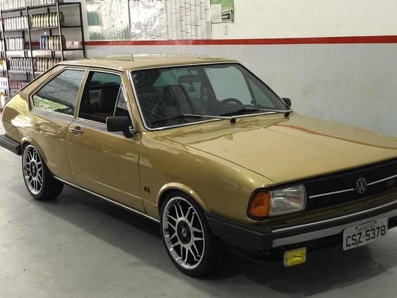 Vw Passat Ts Ano 1980 Impecavel