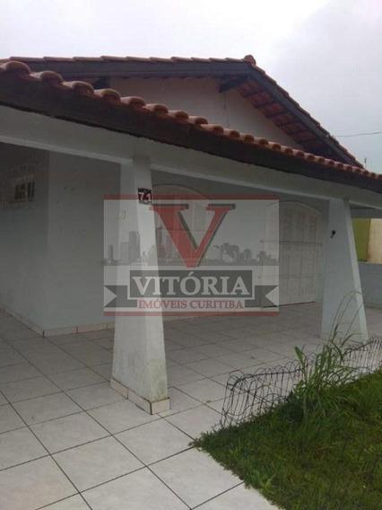 Casa À Venda - Balneário De Inajá - Matinhos/pr - Ca0743 - 34695927