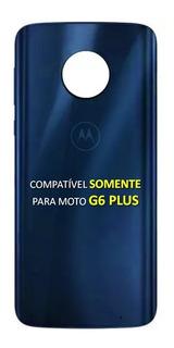 Tampa 100% Vidro Traseiro Motorola Moto G6 Plus Xt1926