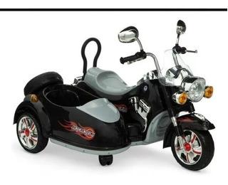 Montable Eléctrico Motocicleta Doble Pasajero