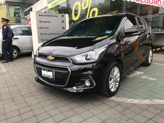 Chevrolet Spark 2017 5p Ltz L4/1.4 Man