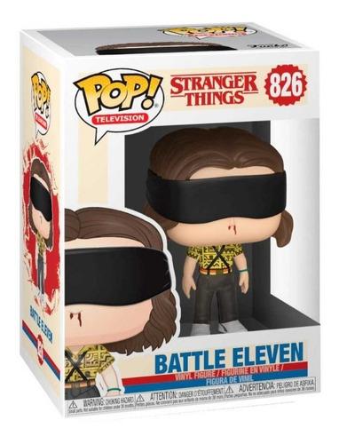 Funko Pop Stranger Things   Battle Eleven#826  En Stockkkk