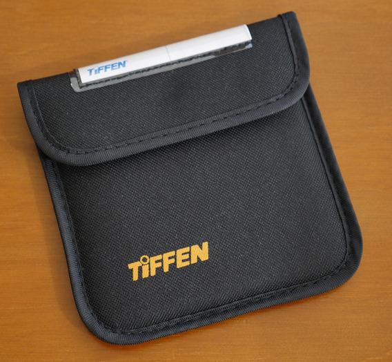 Estojo Original Para Filtro Tiffen 4x4