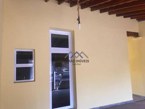 Imagem 1 de 30 de Casa À Venda, 102 M² Por R$ 425.000,00 - Medeiros - Jundiaí/sp - Ca1181