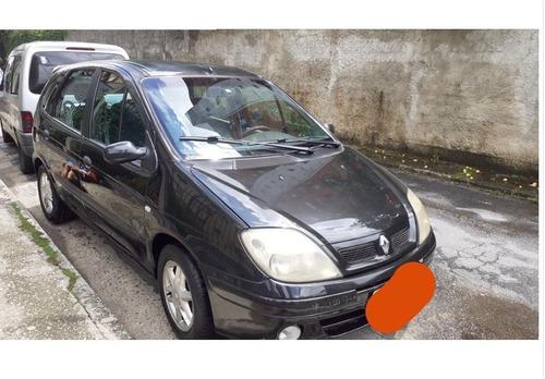 Renault Scenic 2002 2.0 16v Rxe Aut. 5p
