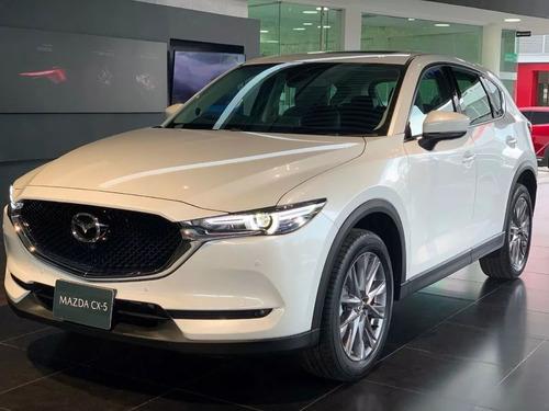 Mazda Cx5 Grand Touring Lx Awd 2.5l Blanco | 2022