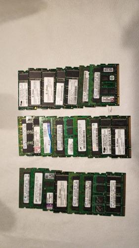 Memorias Ddr, Ddr2 , Ddr3 Y Sodimm