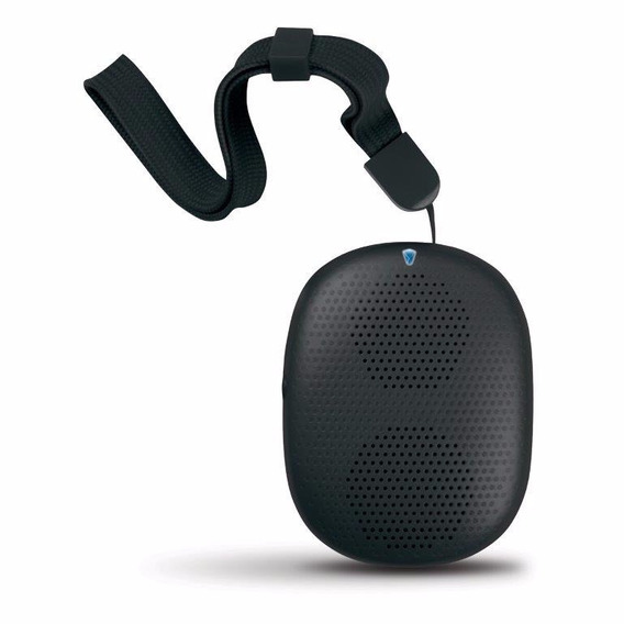 Caixa De Som Isound Popdrop Bluetooth - Preto