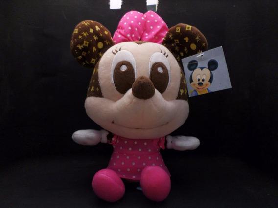 Pelúcia Minnie - Disney Japão