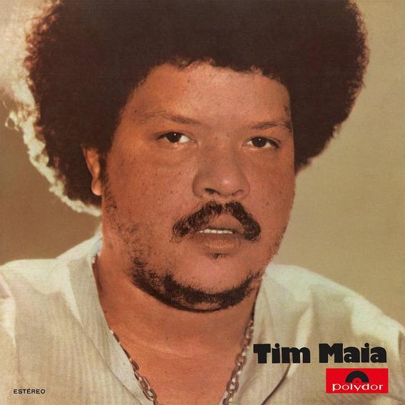 Lp Tim Maia - 1971   Novo - Lacrado - Capa Dupla - Vinil180g