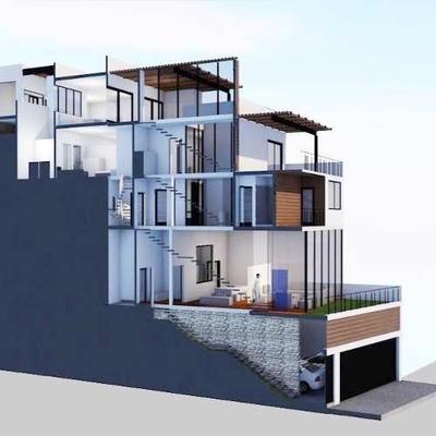 Casa En Venta En Lomas De Vista Hermosa Residencial