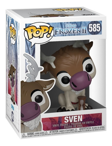 Funko Pop Disney Frozen Ii Sven 585